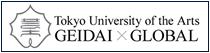 Tokyo University of the Arts GEIDAI x GLOBAL