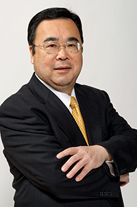President Mr.Kazuki Sawa