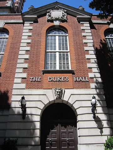 The Duke's Hall