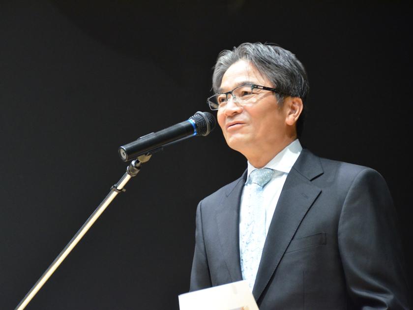 arts&scienceLAB.本学宮田学長