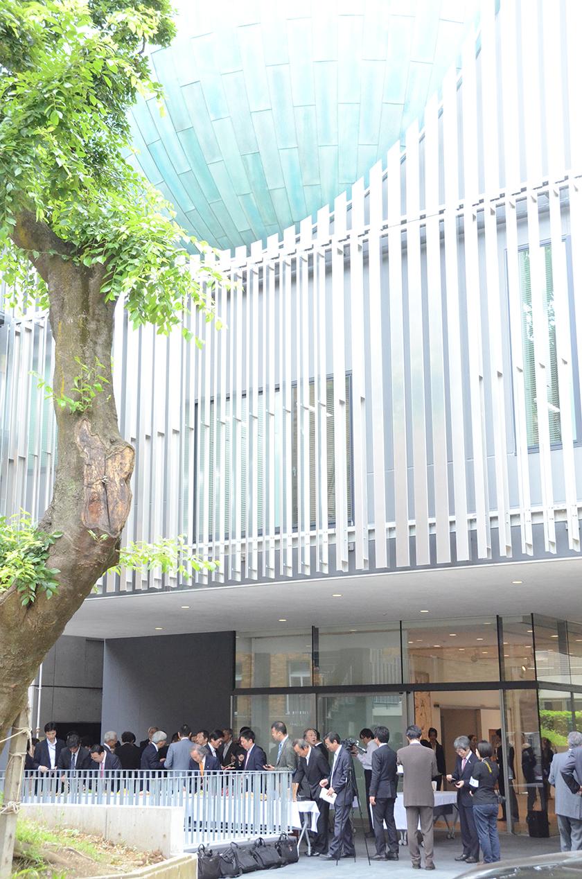arts&scienceLAB.建物外観