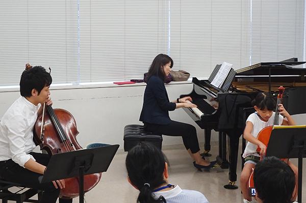 早期教育2015in浜松チェロ02梅田 真花