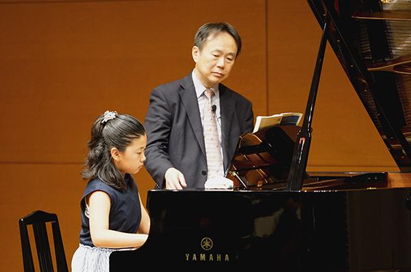 早期教育2015in浜松ピアノ02榊原 未来