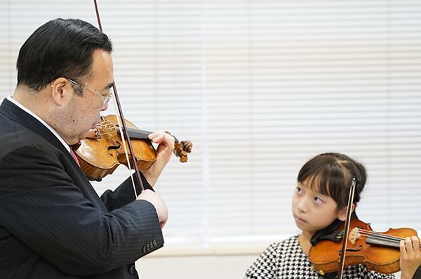 早期教育2015in浜松ヴァイオリン01米倉 姫華