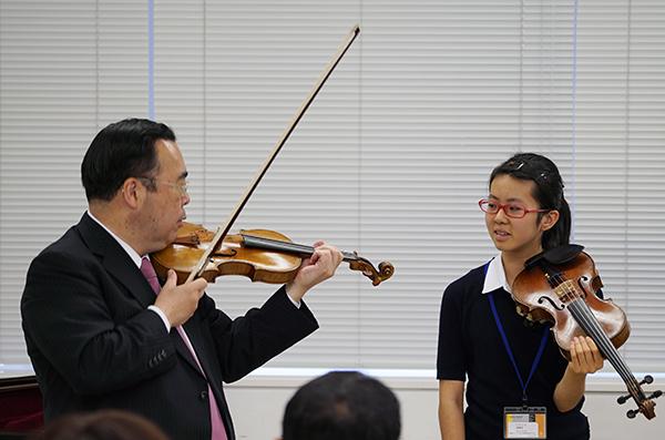 早期教育2015in浜松ヴァイオリン05牧野 はるか