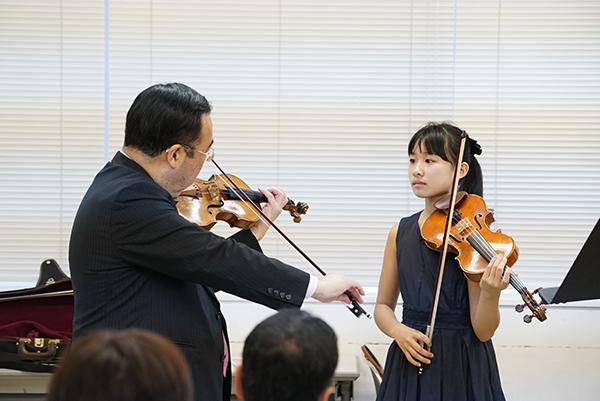 早期教育2015in浜松ヴァイオリン06有馬 千遙