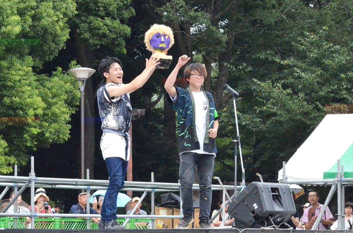 藝祭2016 マケット賞 彫刻・管楽器・ピアノ