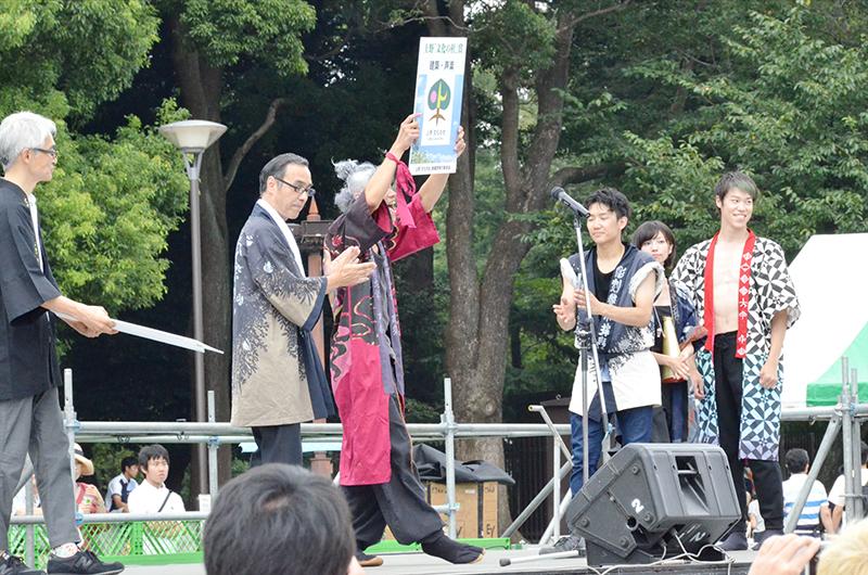 藝祭2016 上野「文化の杜」賞 建築・声楽