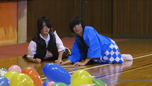映像研究科映画専攻 第九期生修了作品集2015 『祭りのはじまり』川喜田茉莉