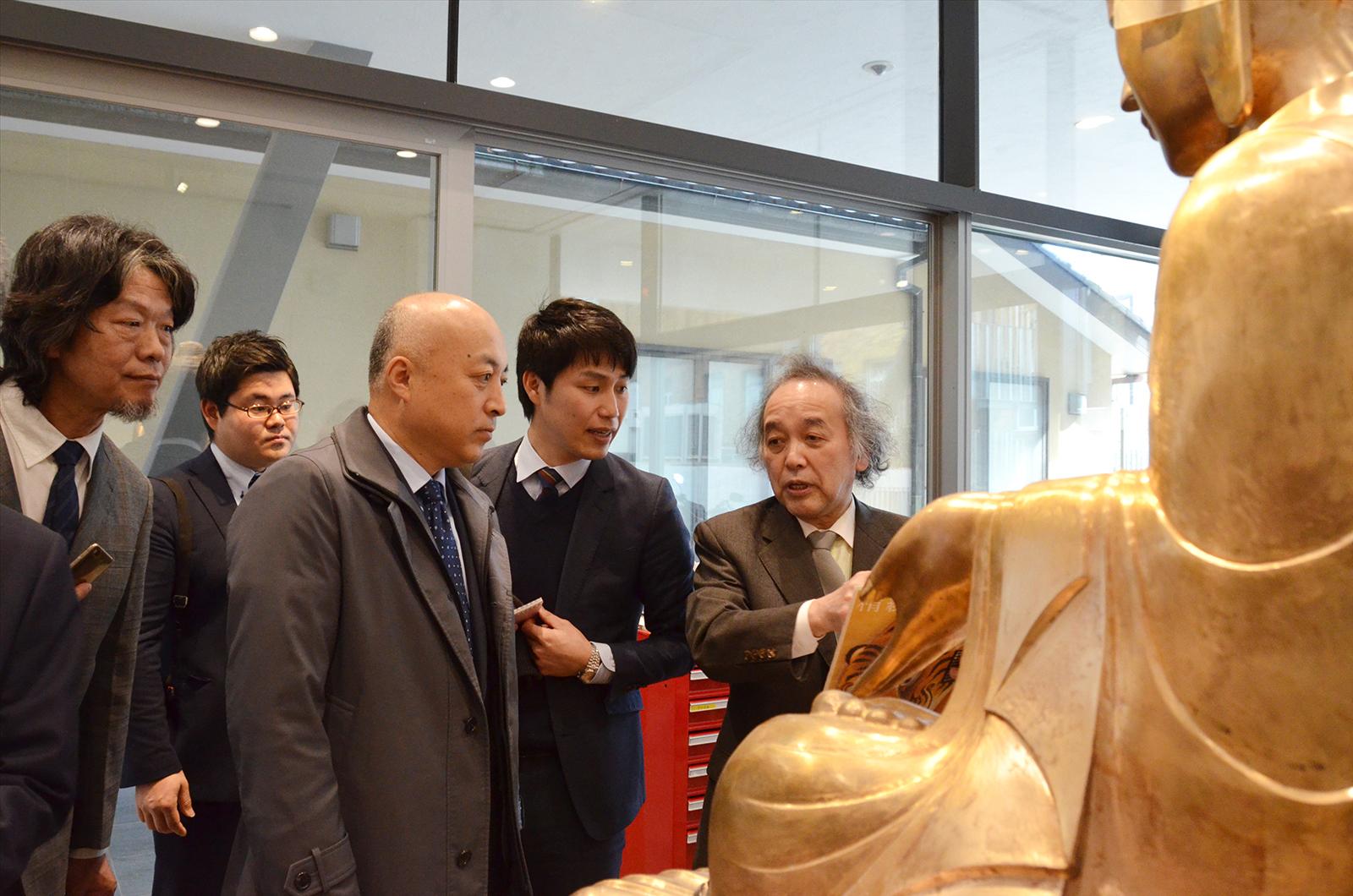 敦煌研究院と「文化財共同研究に関する覚書」を締結