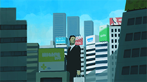 「RINGING CITY」今津良樹