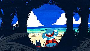 'SUMMER TIME'Akino Fukuji