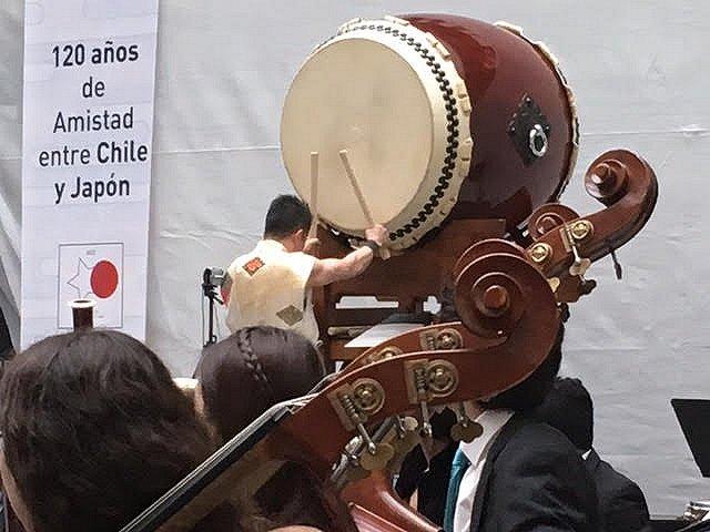 藝大フィルチリ公演_「松下功:通りゃんせ」日本人学校生徒コーラス