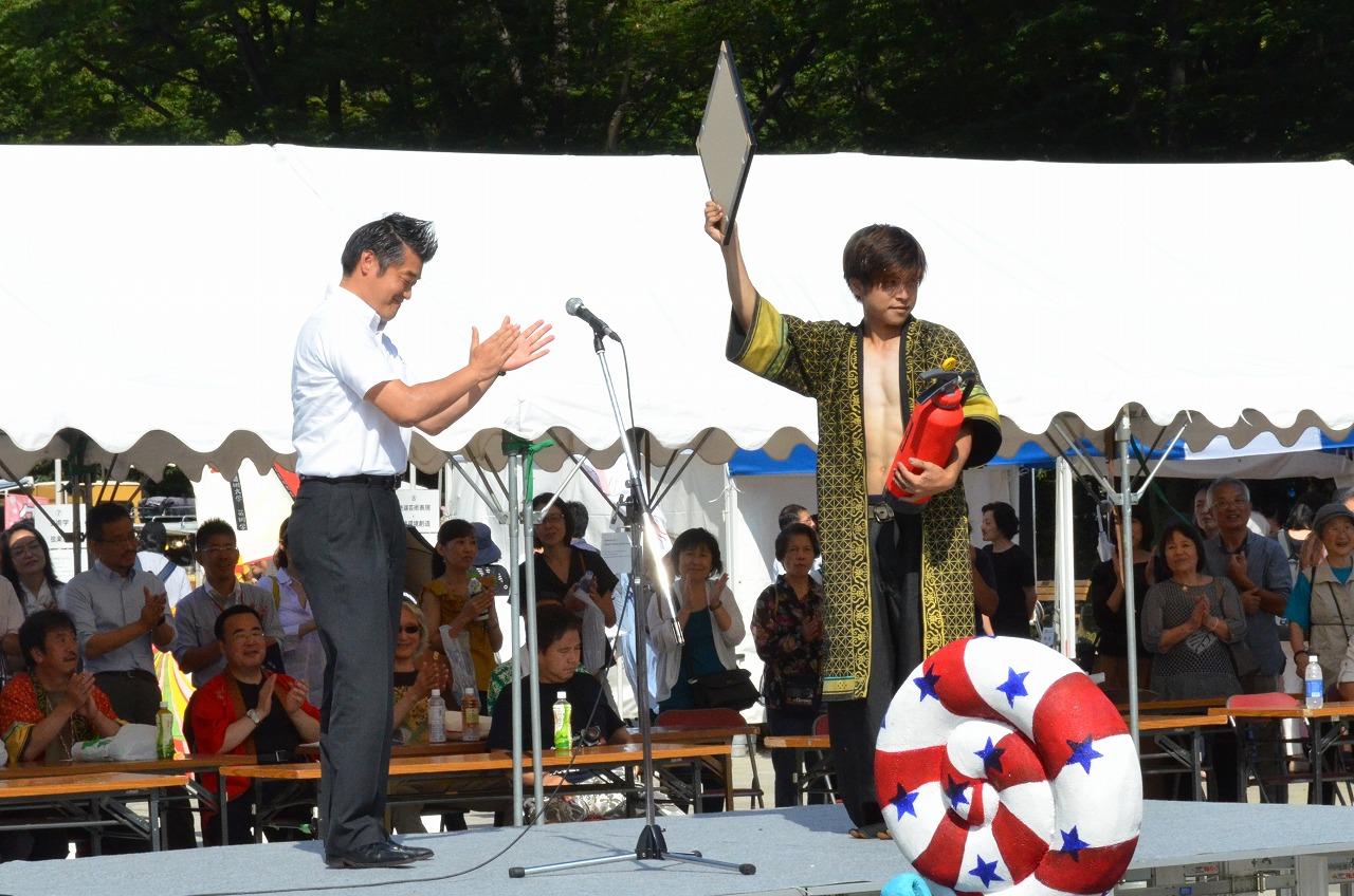 藝祭2017 工芸・楽理 神田明神賞