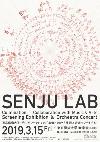 SENJU LAB 作品上演展&オーケストラコンサート