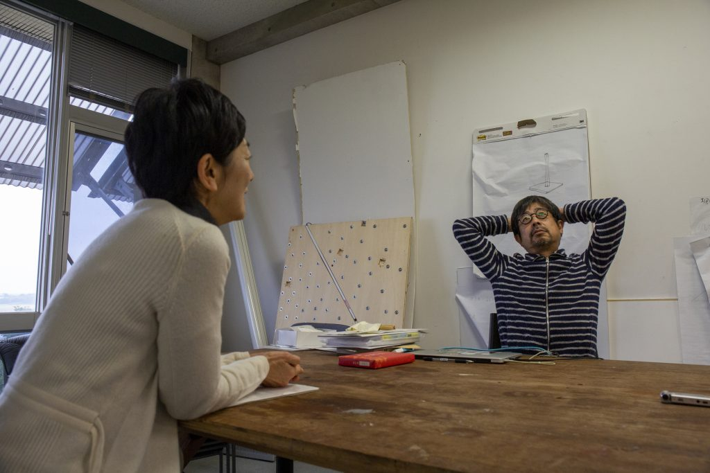 クローズアップ藝大 - 第九回 小沢剛 美術学部先端芸術表現科教授