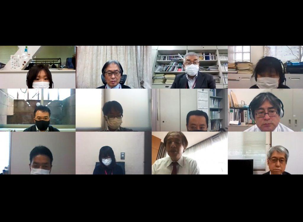 藝大リレーコラム - 第四十四回 松岡正和「新型コロナウイルス感染症と大学運営 ~この一年を振り返って~」
